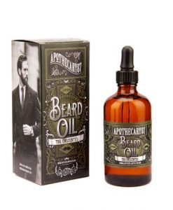 Apothecary 87 Unscented Beard Oil - 100ml