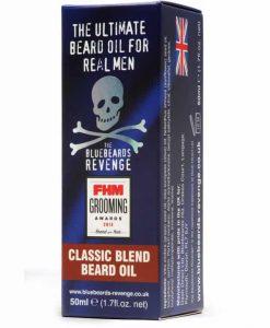 BLUEBEARDS REVENGE CLASSIC BLEND BEARD OIL at befaf