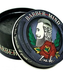 BARBER MIND INK POMADE www.befaf.co.uk