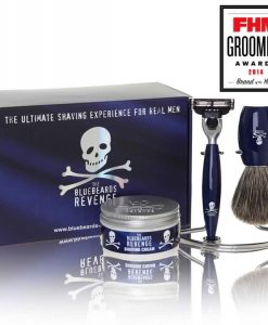 "Bluebeards Revenge ""Privateer Collection"" Mach3 Razor Gift Set"