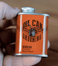 Oil Can Grooming Iron Horse Beard Oil – 50ml