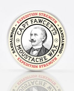 Captain Fawcett Expedition Strength Moustache Wax