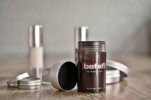 Hair Building Fibre. www.befaf.co.uk
