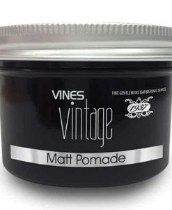 VINES VINTAGE MATT POMADE 125ML at befaf.co.uk
