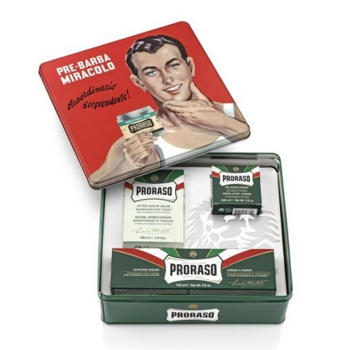 PRORASO VINTAGE SELECTION TIN at befaf