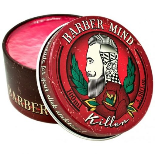 BARBER MIND KILLER POMADE - www.befaf.co.uk