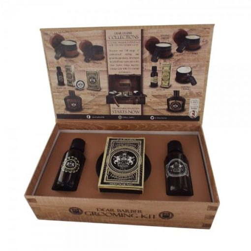 DEAR BARBER GROOM & GO GIFT COLLECTION