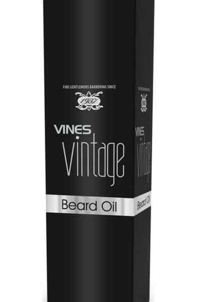 VINES VINTAGE BEARD OIL - 100ML