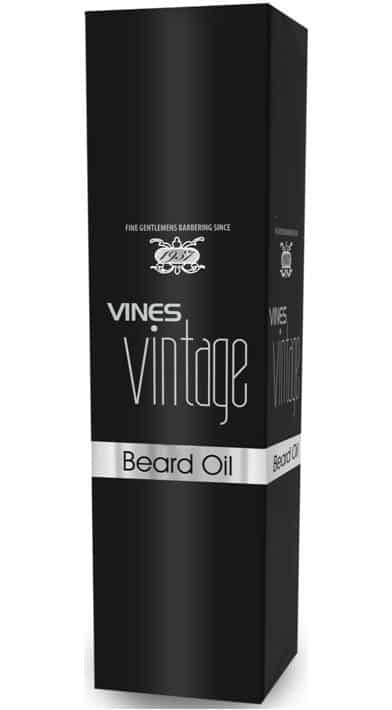 VINES VINTAGE BEARD OIL - 100ML