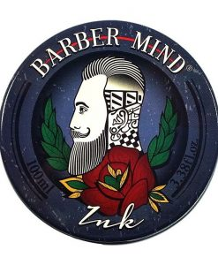 BARBER MIND INK POMADE at www.befaf.co.uk