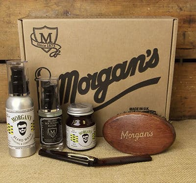 morgan 39 s gentleman 39 s beard grooming gift set befaf men 39 s hair beard grooming. Black Bedroom Furniture Sets. Home Design Ideas