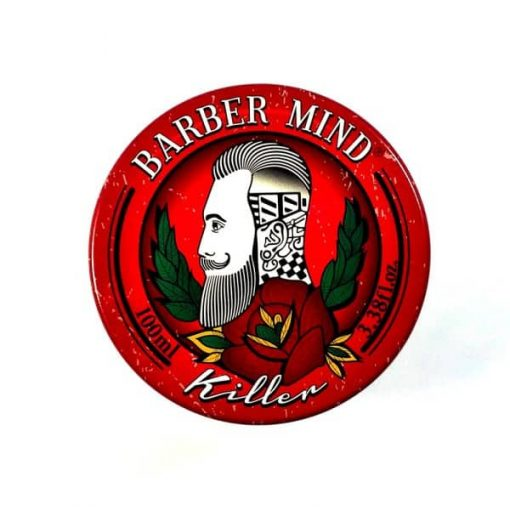 BARBER MIND KILLER POMADE at www.befaf.co.uk
