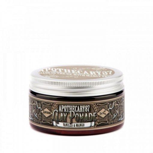 Apothecary 87 Vanilla & Mango Clay Pomade