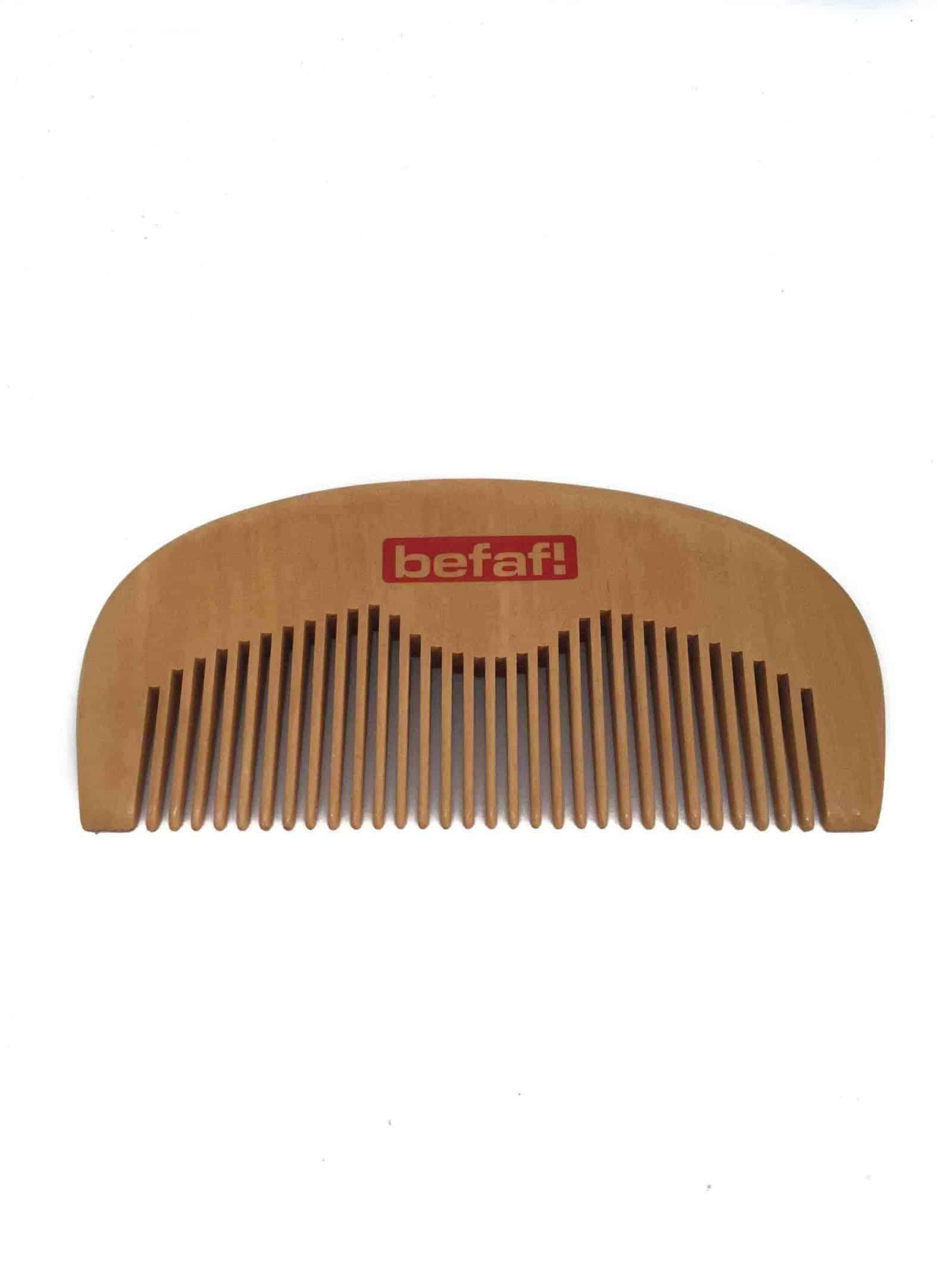 beard starter set boar bristle brush comb and canvas gift bag befaf men 39 s hair beard. Black Bedroom Furniture Sets. Home Design Ideas