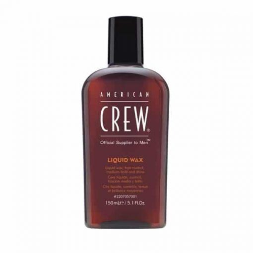 AMERICAN CREW LIQUID WAX - 150ML