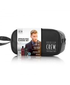 AMERICAN CREW WASH BAG GIFT SET
