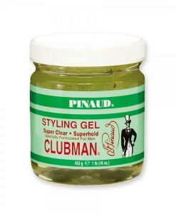 CLUBMAN PINAUD SUPER HOLD GEL JAR