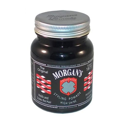 Morgan's Styling Pomade High Shine & Firm Hold 100G