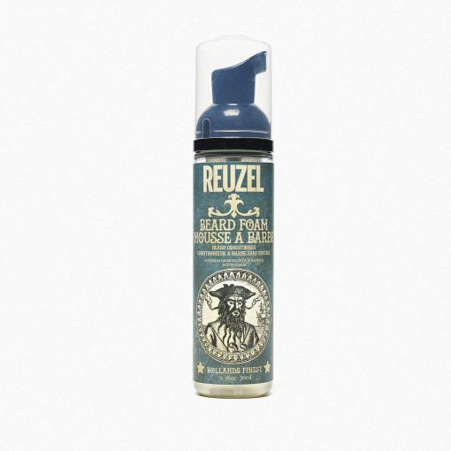 Reuzel Beard Foam at befaf.co.uk