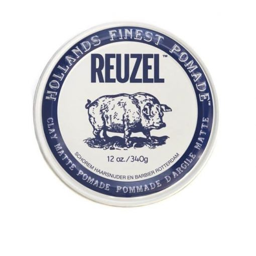 Reuzel Clay Matte Pomade www.befaf.co.uk