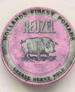 Reuzel Pink Heavy Hold Grease befaf.co.uk