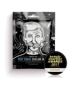 Barber Pro Post Shave Cooling Mask