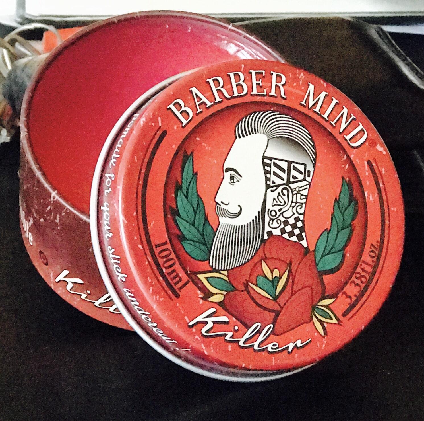 Barber Mind Killer @befafstore