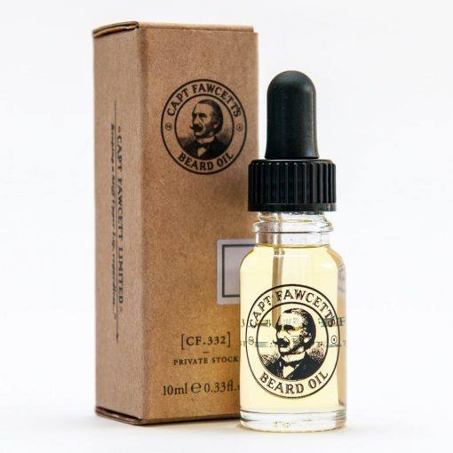 Captain Fawcett Beard Oil (CF.332) Private Stock 10ml