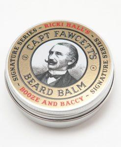 Captain Fawcett Ricki Hall Booze & Baccy Beard Balm