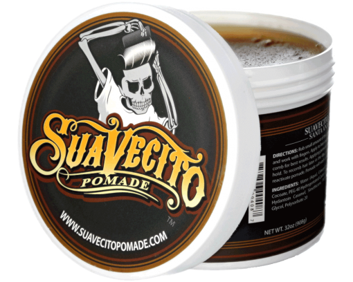 Suavecito Original Hold Hair Pomade (4OZ / 113G)