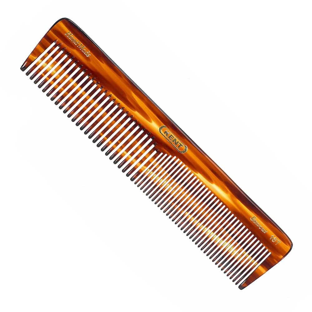 kent brushes comb coarse fine a 16t a16t handmade befaf men 39 s hair beard grooming. Black Bedroom Furniture Sets. Home Design Ideas