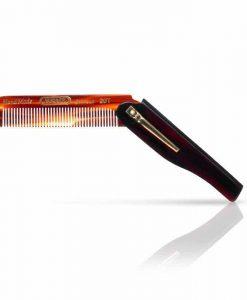 Kent Brushes Mens Pocket Folding Comb A 20T