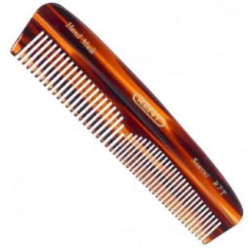 Kent Brushes Comb Mens Half Coarse / Fine A R7T