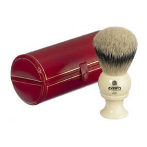 kent brushes pure silver tip badger bk8 befaf men 39 s hair beard grooming. Black Bedroom Furniture Sets. Home Design Ideas