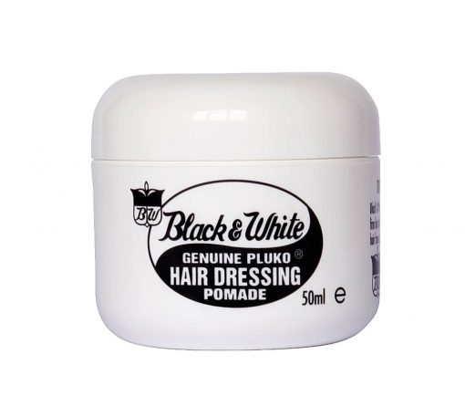 Black & White Original Pomade Wax - 50ml