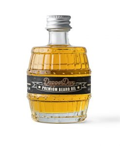 Dapper Dan Beard Oil Barrel 50ml