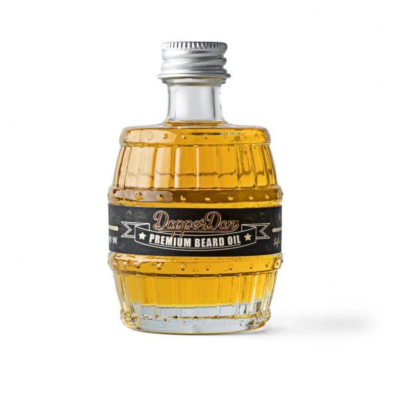 Dapper Dan Beard Oil Barrel 50ml