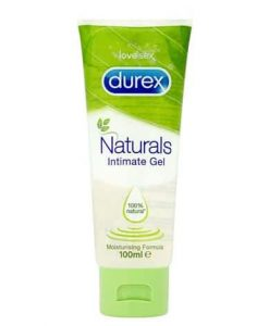Durex Naturals Pleasure Gel 100ml Lubricant