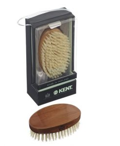 Mens Hair brush. Kent MC4