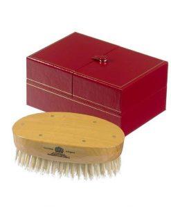 Mens Hair brush. Kent MHS18