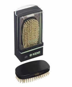 Mens Hair brush. Kent MN1B