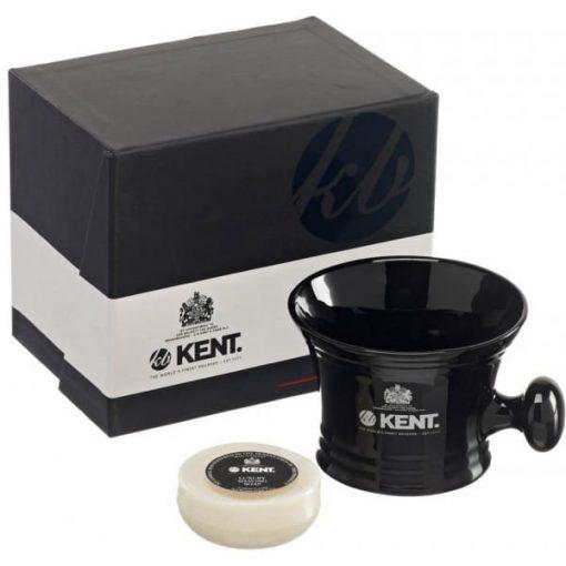 Traditional Shaving - Kent SM BLK