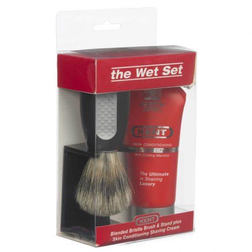 Traditional Shaving - Kent WET SET