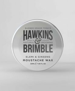 Hawkins & Brimble Moustache Wax 50ml