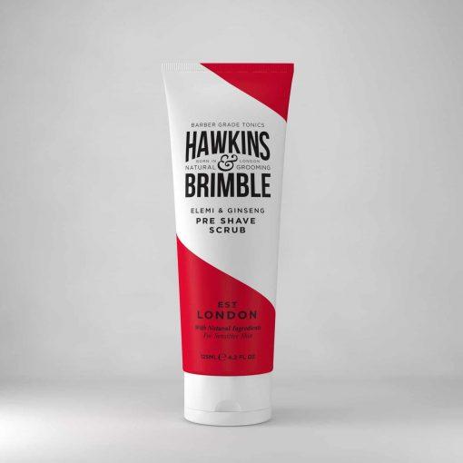 Hawkins & Brimble Pre Shave Scrub 125ml