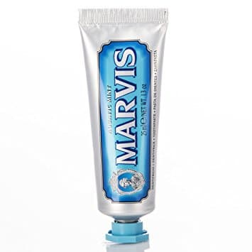 Marvis Travel Toothpaste AQUATIC MINT 25ml