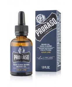 Proraso Azur Lime Beard Oil - 30ml