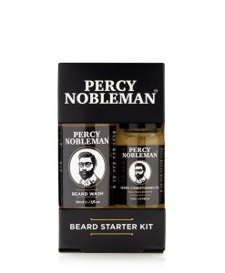 Percy Nobleman Beard Starter Kit