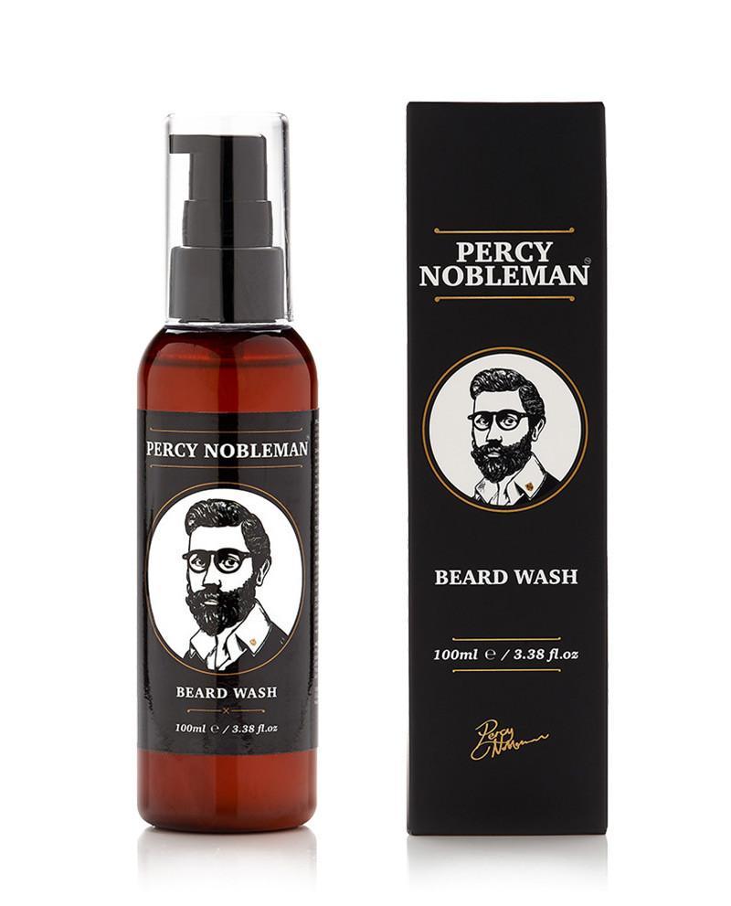 percy nobleman beard wash befaf men 39 s hair beard grooming. Black Bedroom Furniture Sets. Home Design Ideas