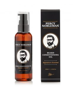 Percy Nobleman Signature Beard Oil Scented